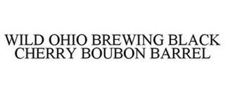 WILD OHIO BREWING BLACK CHERRY BOURBON BARREL