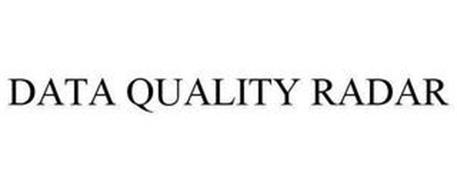 DATA QUALITY RADAR