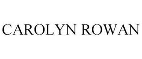 CAROLYN ROWAN