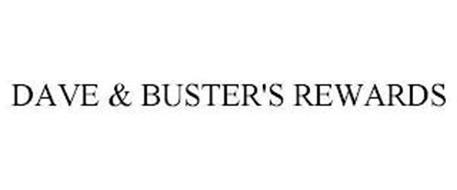DAVE & BUSTER'S REWARDS