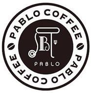 B PABLO PABLO COFFEE PABLO COFFEE
