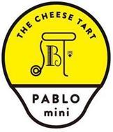 THE CHEESE TART B PABLO MINI