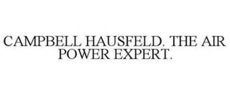 CAMPBELL HAUSFELD. THE AIR POWER EXPERT.