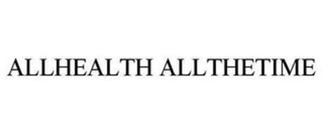 ALLHEALTH ALLTHETIME