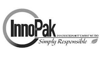 INNOPAK INNOVATION IT'S WHAT WE DO SIMPLY RESPONSIBLE