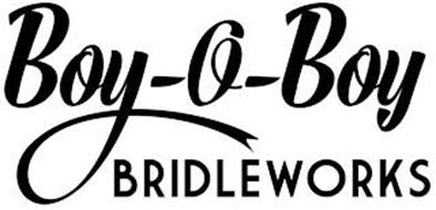 BOY-O-BOY BRIDLEWORKS