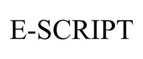 E-SCRIPT