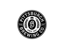 PITTSBURGH BREWING CO. PBC SINCE 1861