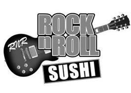 RNR ROCK N ROLL SUSHI