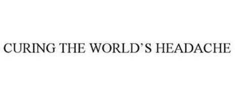 CURING THE WORLD'S HEADACHE
