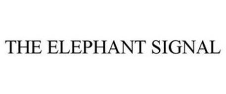 THE ELEPHANT SIGNAL