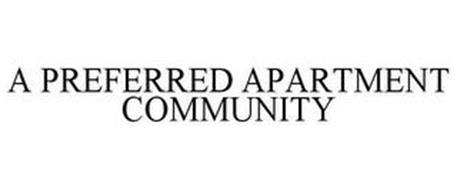 A PREFERRED APARTMENT COMMUNITY