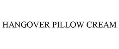 HANGOVER PILLOW CREAM
