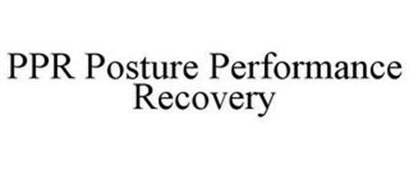 PPR POSTURE PERFORMANCE RECOVERY