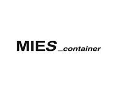 MIES_CONTAINER