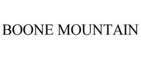 BOONE MOUNTAIN