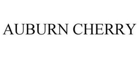 AUBURN CHERRY