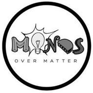 M N S OVER MATTER