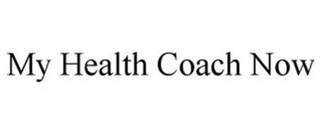 MY HEALTH COACH NOW