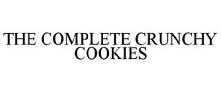 THE COMPLETE CRUNCHY COOKIES