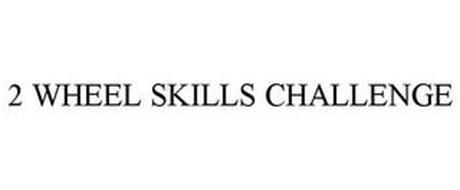 2 WHEEL SKILLS CHALLENGE