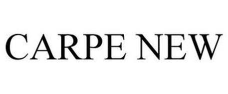 CARPE NEW