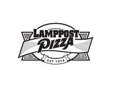 LAMPPOST PIZZA EST 1976