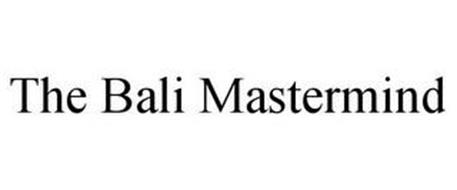 THE BALI MASTERMIND