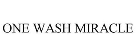 ONE WASH MIRACLE