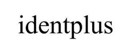 IDENTPLUS