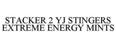 STACKER 2 YJ STINGERS EXTREME ENERGY MINTS