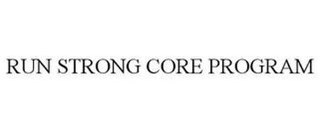 RUN STRONG CORE PROGRAM