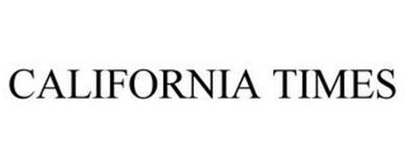 CALIFORNIA TIMES