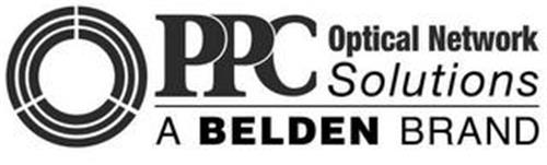 PPC OPTICAL NETWORK SOLUTIONS A BELDEN BRAND