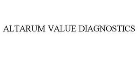 ALTARUM VALUE DIAGNOSTICS