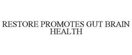 RESTORE PROMOTES GUT BRAIN HEALTH