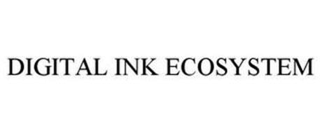 DIGITAL INK ECOSYSTEM