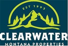 CLEARWATER MONTANA PROPERTIES EST 1993