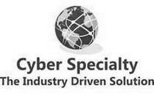 CYBER SPECIALTY THE INDUSTRY DRIVEN SOLUTION