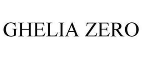 GHELIA ZERO
