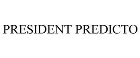 PRESIDENT PREDICTO