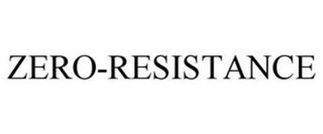ZERO-RESISTANCE