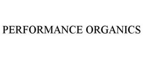 PERFORMANCE ORGANICS