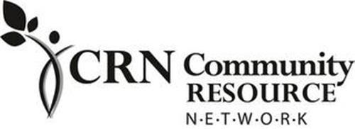 CRN COMMUNITY RESOURCE N · E · T · W · O · R · K