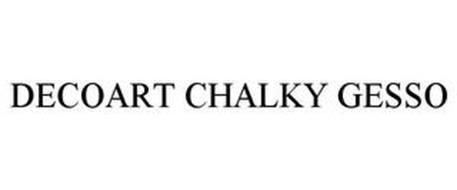 DECOART CHALKY GESSO
