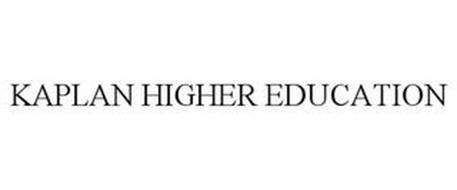 KAPLAN HIGHER EDUCATION