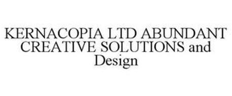 KERNACOPIA LTD ABUNDANT CREATIVE SOLUTIONS AND DESIGN