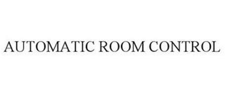 AUTOMATIC ROOM CONTROL