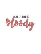 CELLPHONE HOODY