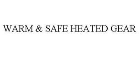 WARM & SAFE HEATED GEAR